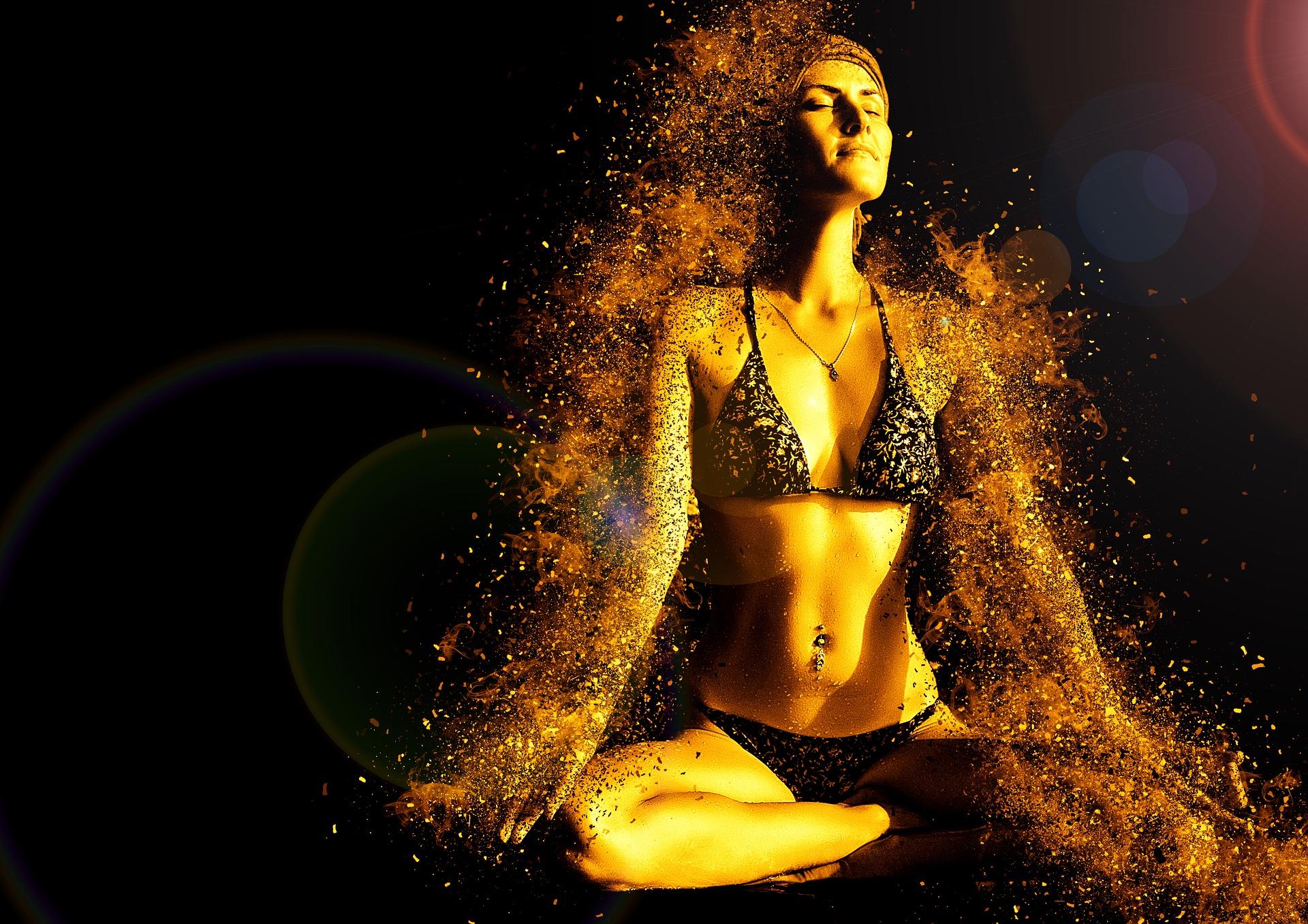 Astrologie a jóga vědomí